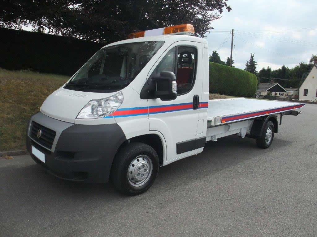 Lightweight Transporter Tilt Amp Slide Tiger Trucks