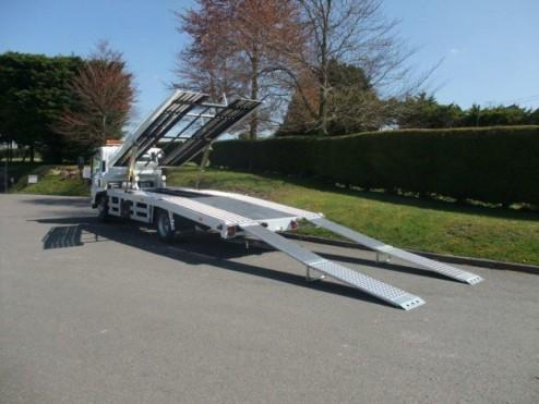 Twin Deck Transporter - Deluxe