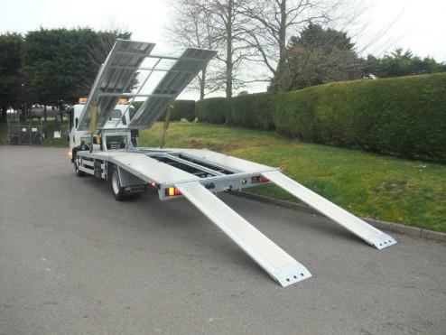 Twin Deck Transporter - Standard image 1